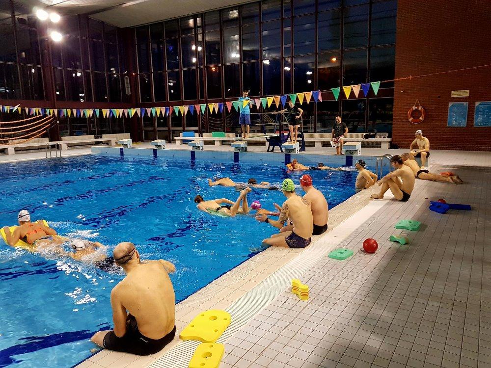 Nový ročník plavecké školy