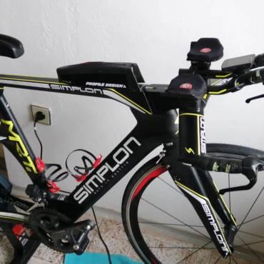"""""""Zimní"""" cyklistická příprava"""