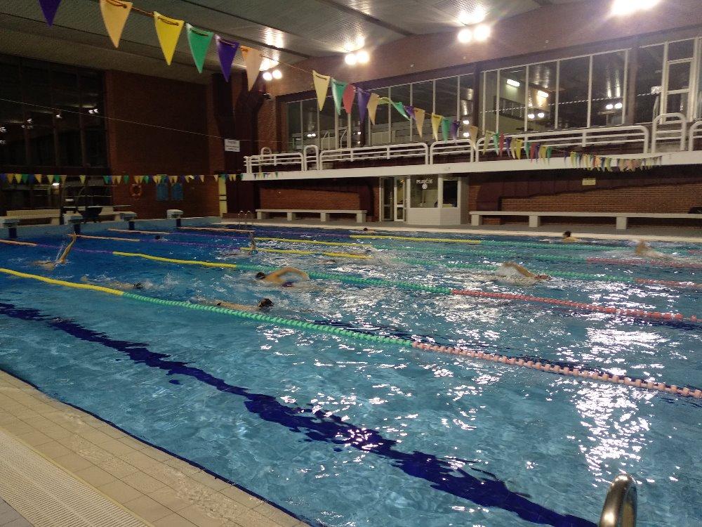 Plavecká škola