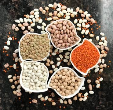 Plnohodnotné zdroje rostlinných bílkovin